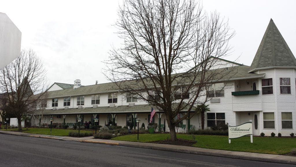 Alderwood Assisted Living Facility Medford Oregon